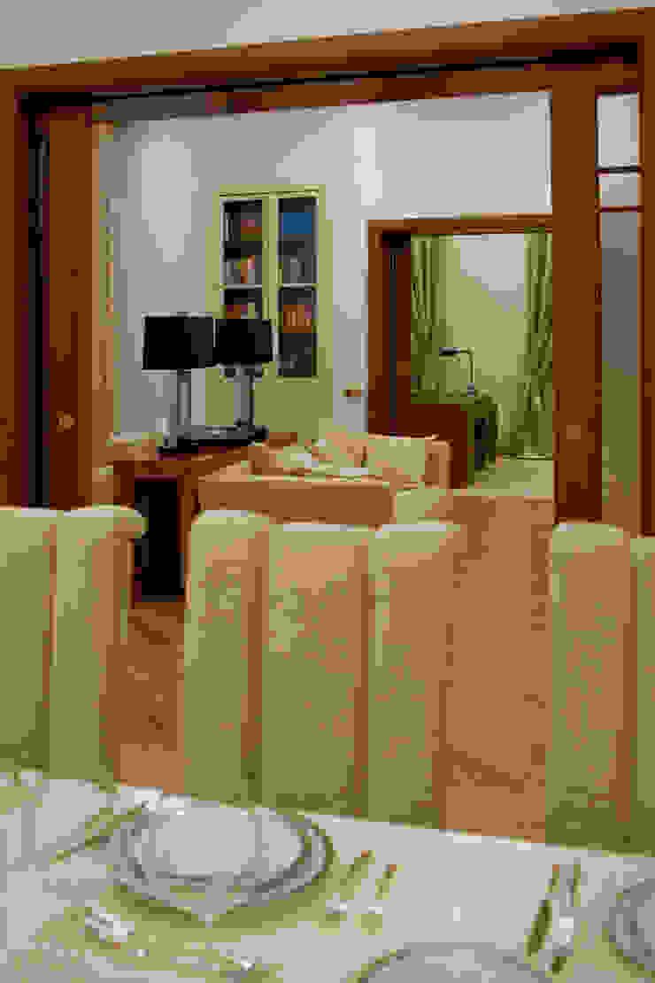 Гостиная Гостиная в классическом стиле от ItalProject Классический