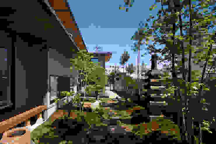 庭 オリジナルな 庭 の 井上久実設計室 オリジナル