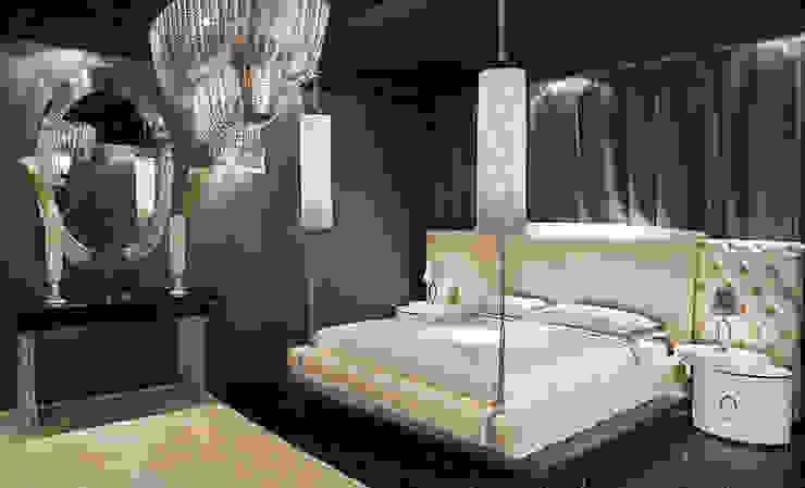 Ysk Dekorasyon – YATAK ODASI TASARIMLARI :  tarz Yatak Odası,
