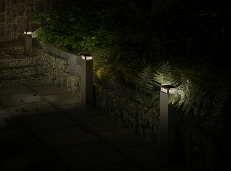 CATWALK No.3 od SOLAR Lighting - Powered by Nature! Nowoczesny