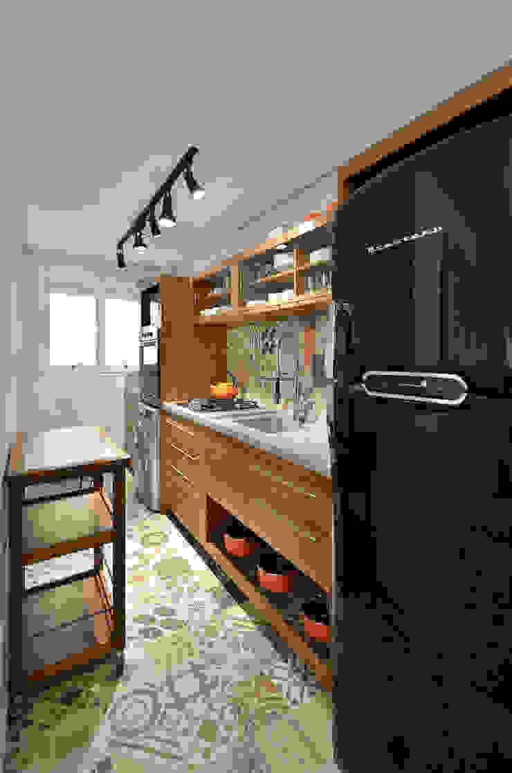 Cuisine moderne par Johnny Thomsen Arquitetura e Design Moderne