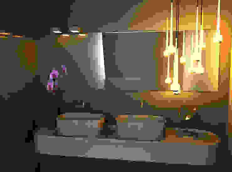 bagno Bagno moderno di Elena Valenti Studio Design Moderno