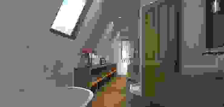Modern bathroom by Yannick Corfmat Modern