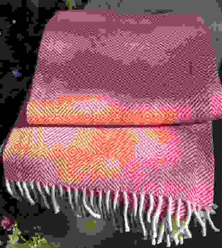 wollen plaids en dekens van Burra Burra Eclectisch