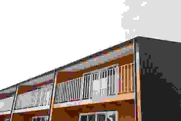 Casa Montaña の コルポ建築設計事務所