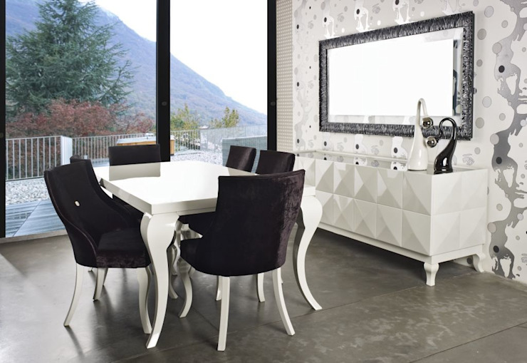 Bosart Mobilya Sanayi Ve Ticaret Ltd. Şti. – Pramit  Yemek  Odası:  tarz Yemek Odası,