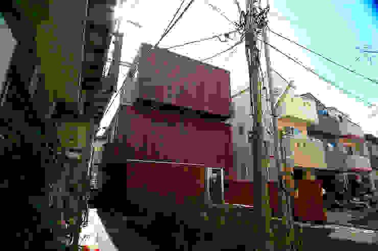 仲摩邦彦建築設計事務所 / Nakama Kunihiko Architects의  주택