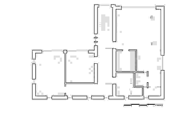 План 2 этажа от NOTT DESIGN STUDIO