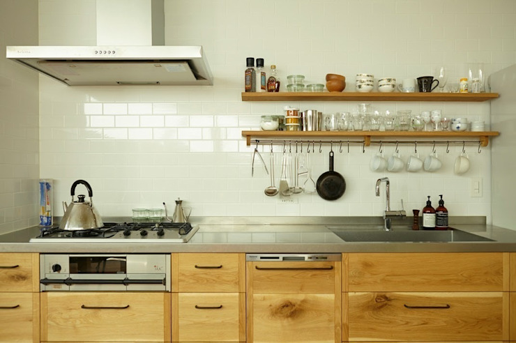Kitchen by 株式会社seki.design,