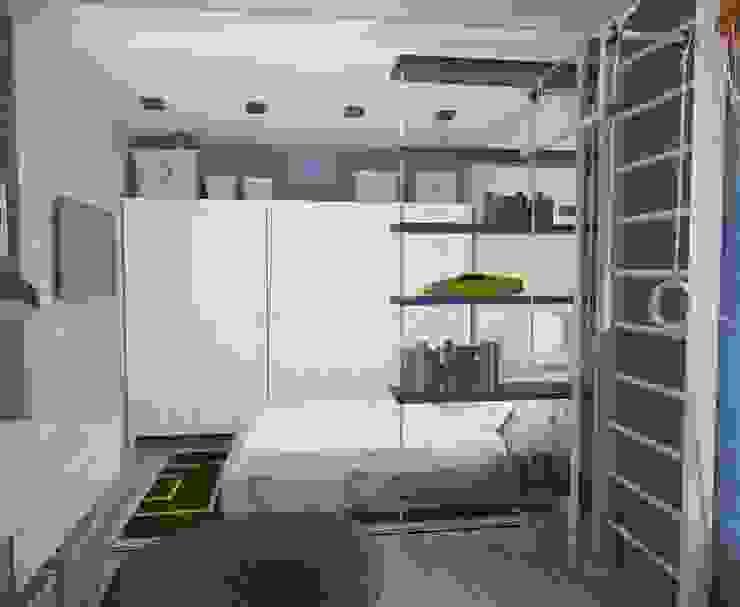 Квартира холостяка от DS Fresco