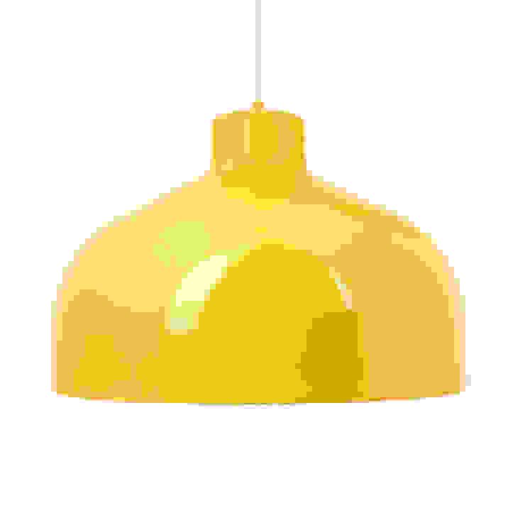 Lampa B&B żołta: styl , w kategorii  zaprojektowany przez LoftYou,Skandynawski