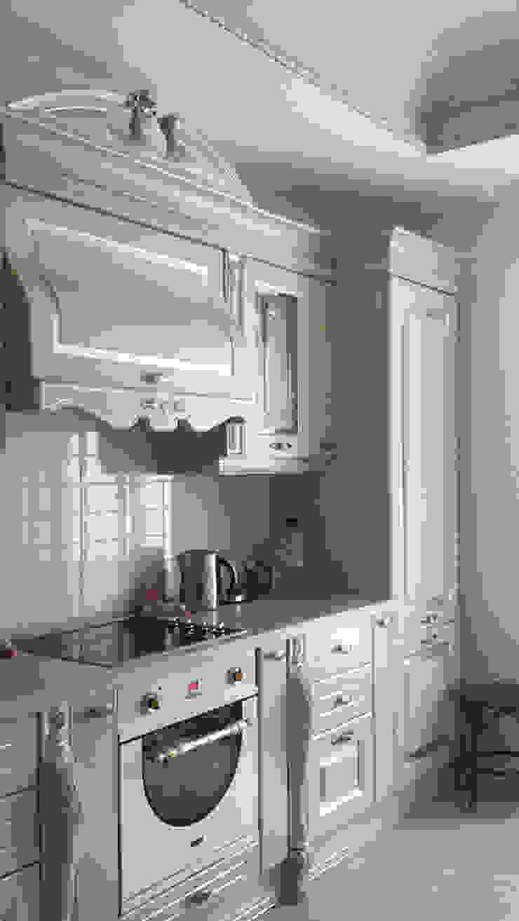 кухня от Okeydesign студия интерьера Елены Кабиной