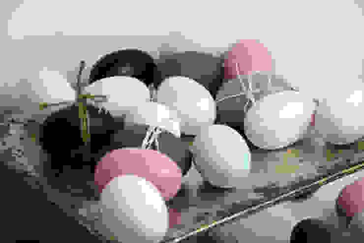 Jajka na paterze8: styl , w kategorii  zaprojektowany przez Grin House Design s.c.,Skandynawski