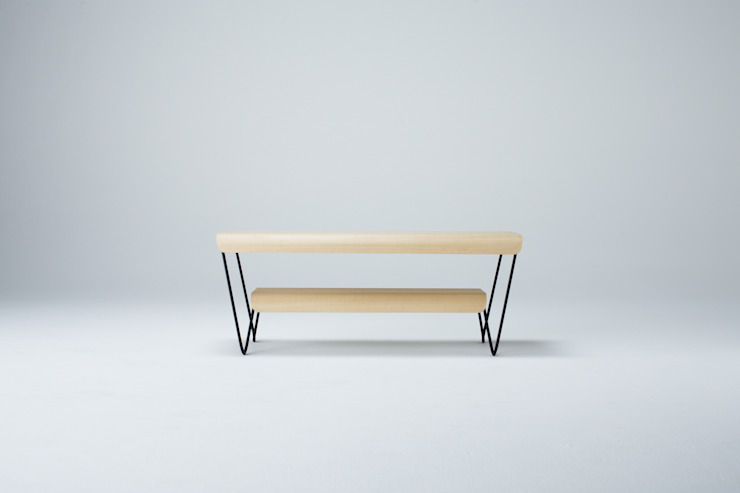 LINUM Rod: hirakoso DESIGNが手掛けた現代のです。,モダン