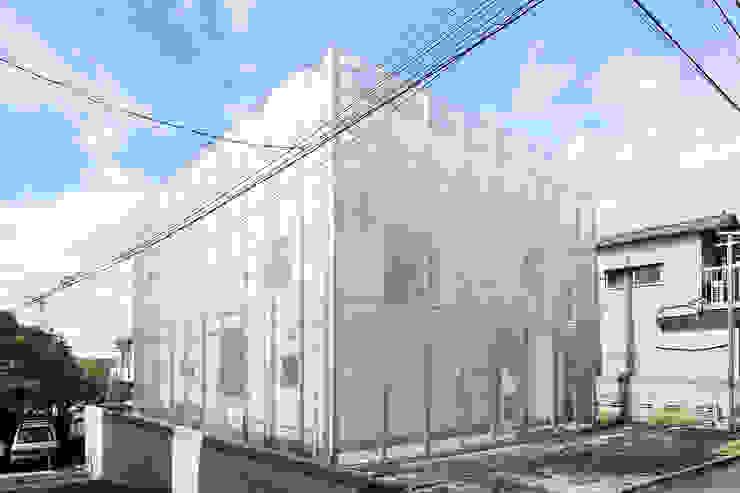 MoyaMoya Modern houses by studio PHENOMENON Modern