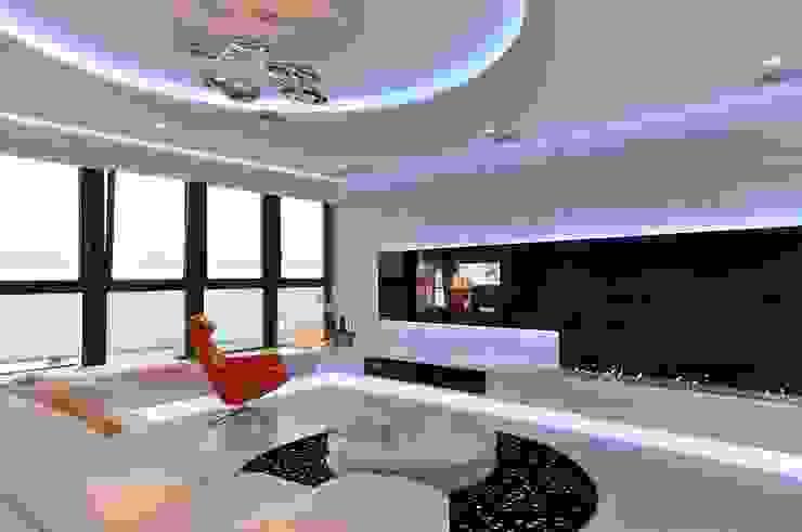 Living room by Minsterstwo Spraw We Wnętrzach, Minimalist