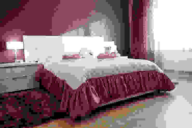 2-х комнатная квартира для девушки от студия Мезонин Минимализм