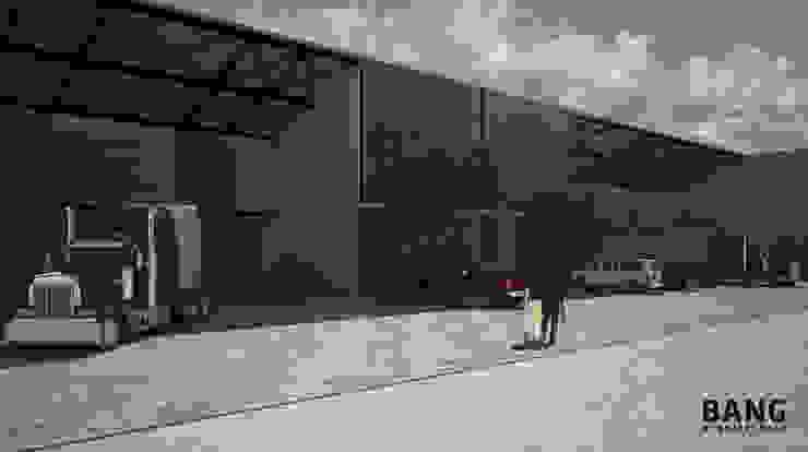de estilo industrial por BANG arquitectura, Industrial