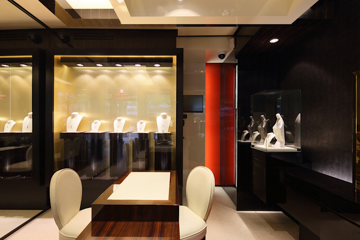 Pakula & Fischer Architekten GmnH Commercial Spaces