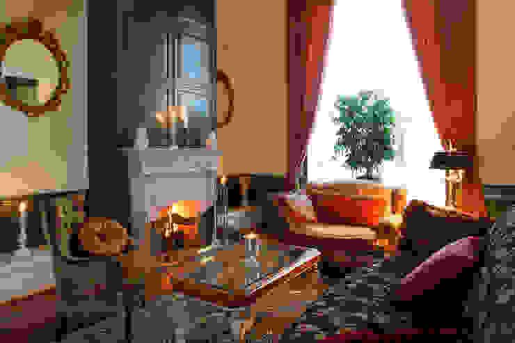 Каминная Гостиная в классическом стиле от DECORA Классический