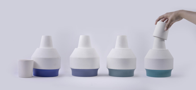 Agua de Tierra de Pau Stephens Design Minimalista
