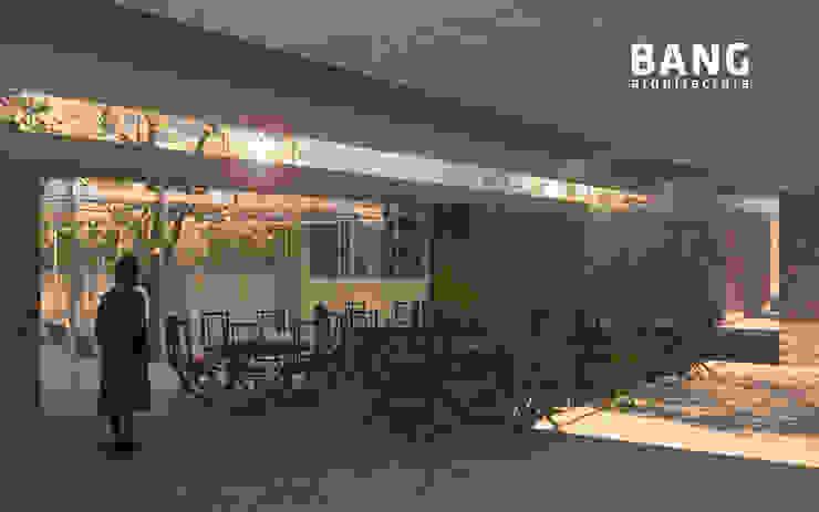 Comedor / Áreas comunes de BANG arquitectura