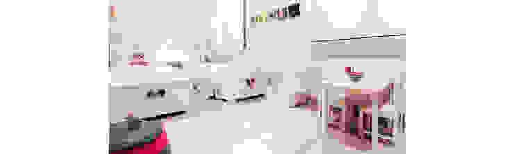 Vivienda Dormitorios infantiles de estilo clásico de Estatiba construcción e interiorismo Clásico