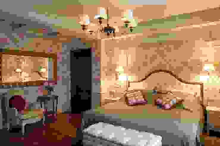 Спальня Спальня в классическом стиле от DECORA Классический