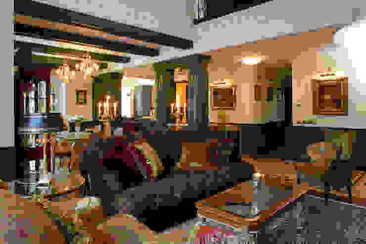 Гостиная Гостиная в классическом стиле от DECORA Классический