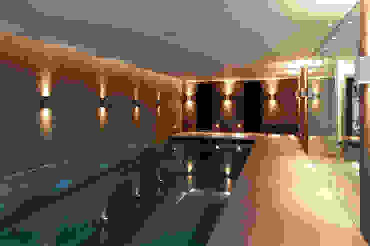 Circus Road, London Polidori Barbera Design Modern pool
