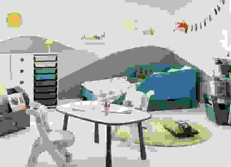 Спальня в стиле модерн от jumine Модерн