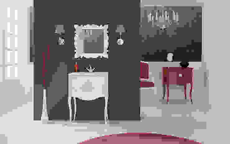 Banos Online.Muebles De Bano Estilo Neoclasico By Banos Online Homify