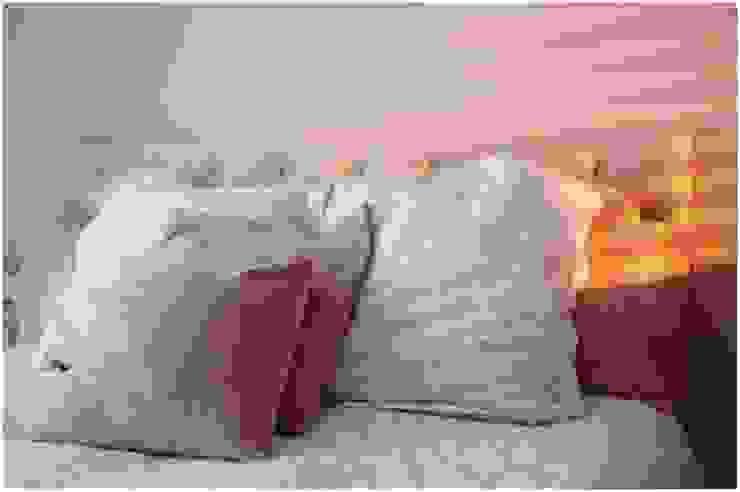 Tostado Dormitorios de estilo escandinavo de Cardellach Interior & Events Escandinavo