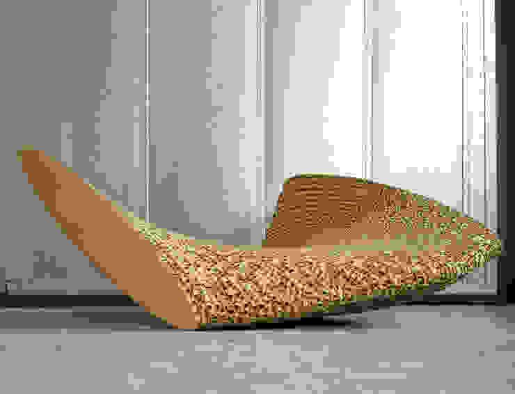 F L O W: modern  door studio Che Eyzenbach, Modern