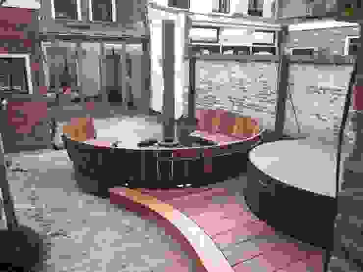 Moderner Garten von Van Dijk Tuinen Groningen Modern