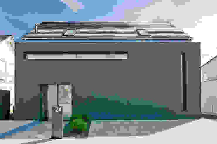 Haus K in Friedrichstal Minimalistische Häuser von Thomas Fabrinsky Dipl.-Ing. Freier Architekt BDA Minimalistisch