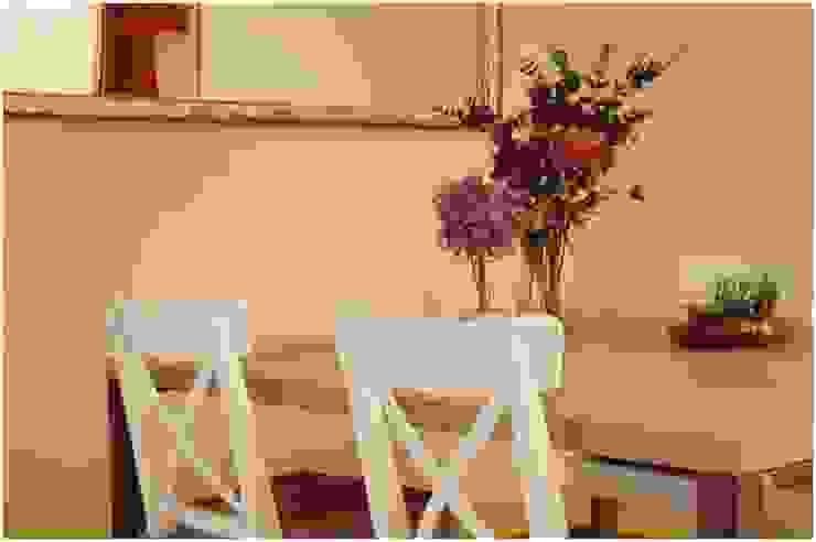Tostado Comedores de estilo escandinavo de Cardellach Interior & Events Escandinavo