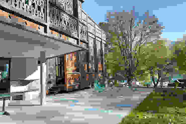 c Ulrich Ghezzi Ausgefallener Garten von Architekt Alexander Diem Ausgefallen