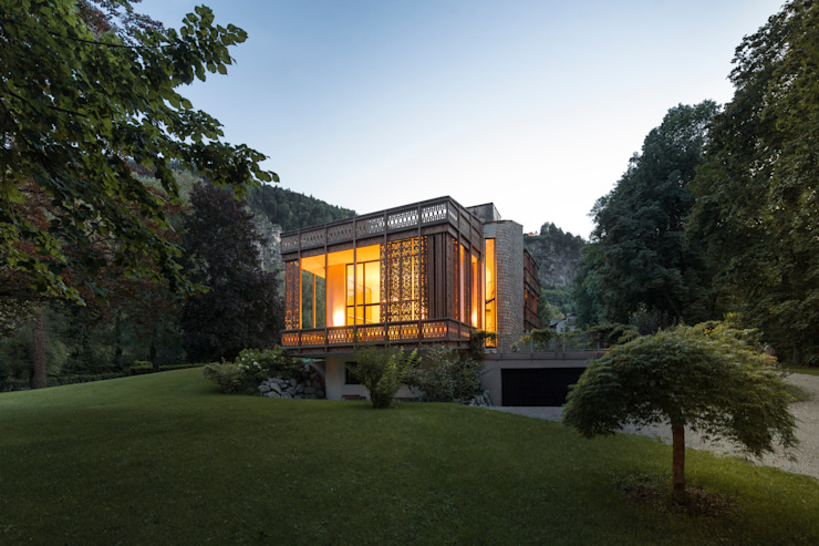 c Andreas Balon Architekt Alexander Diem Ausgefallener Garten