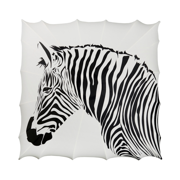 Kinkiet Zebra od Lumiforma Minimalistyczny