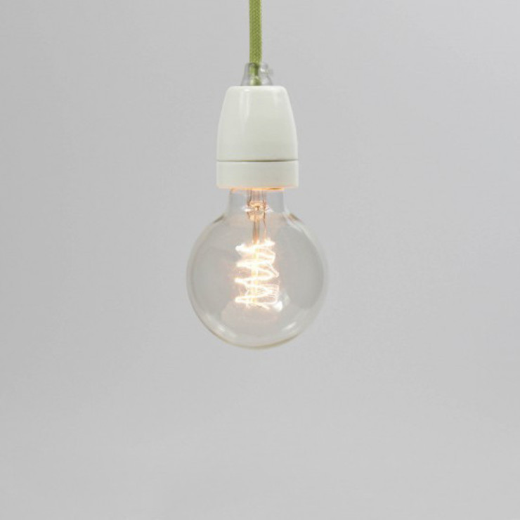 NUD Globe Light Bulb | 80mm de Roo's Beach Moderno