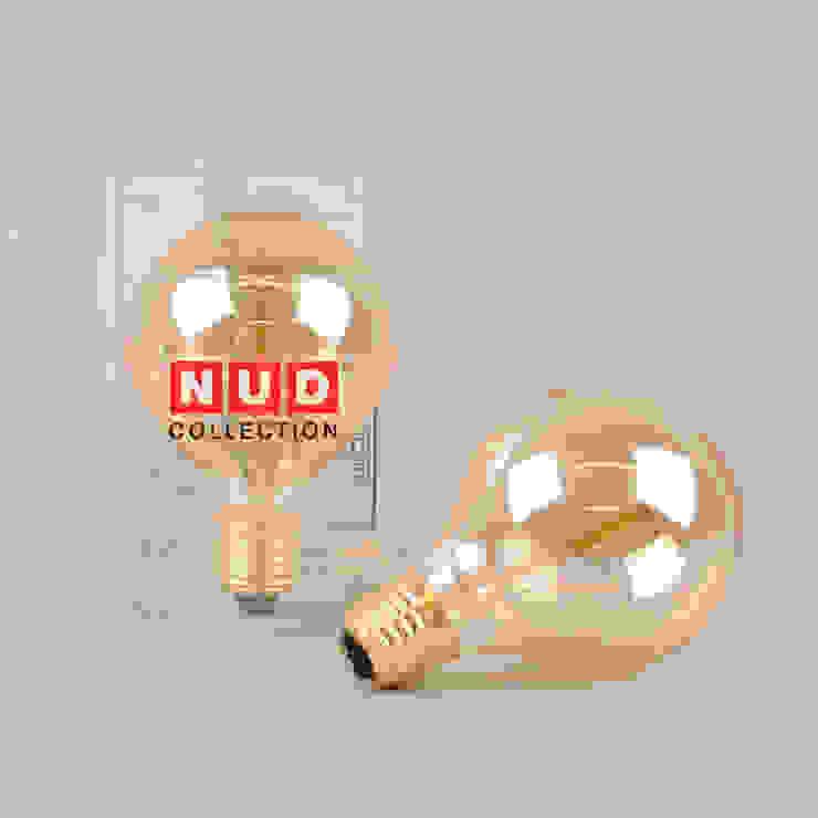 NUD Globe Light Bulb | 80mm : industrial  by Roo's Beach, Industrial