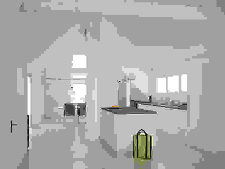 Umbau Moderne Küchen von Innenarchitektur Schucker & Krumm Modern