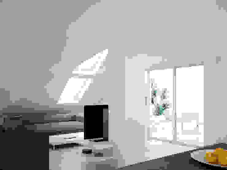 Umbau Moderne Wohnzimmer von Innenarchitektur Schucker & Krumm Modern