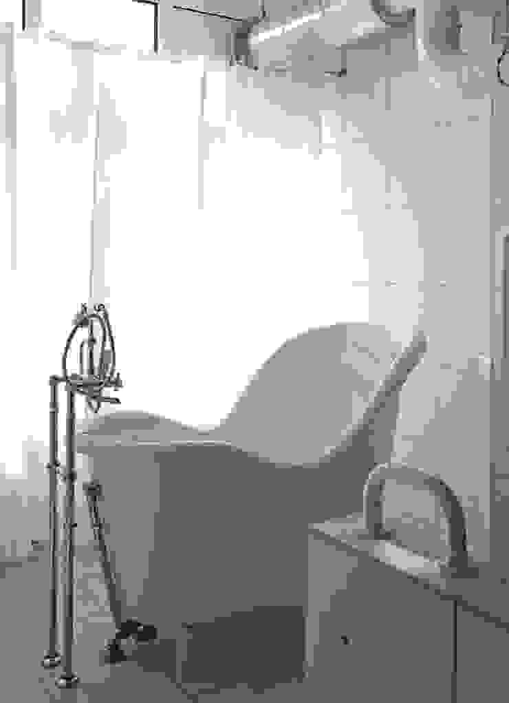 Industrial style bathroom by Archivolto Industrial