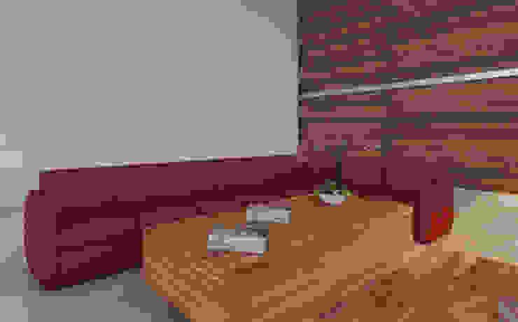 Sala de espera de Diseñería 72ocho10 Mediterráneo