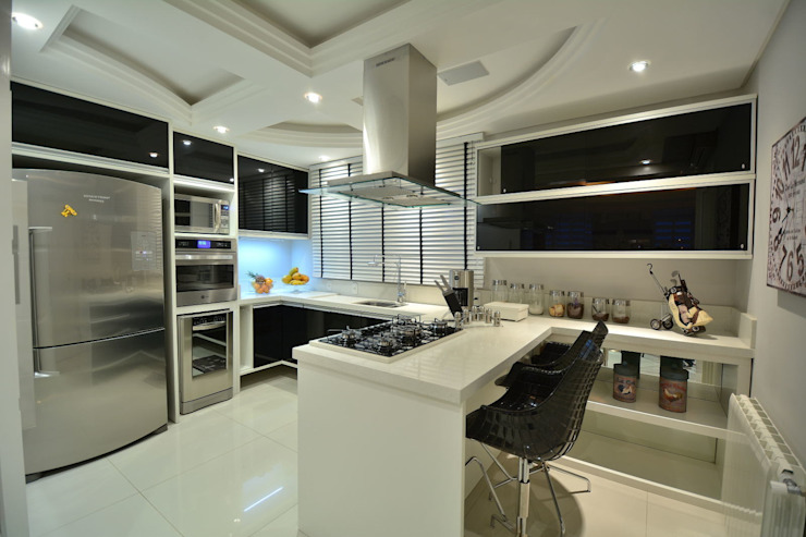 Modern kitchen by Paulinho Peres Group Modern