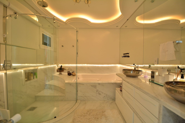 Modern bathroom by Paulinho Peres Group Modern