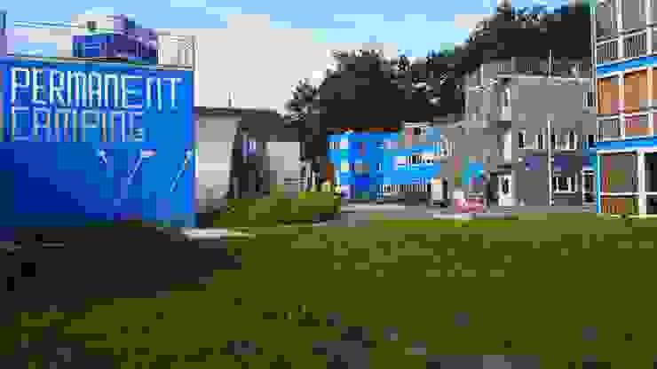 Ecoles originales par quartier vier Architekten Landschaftsarchitekten Éclectique