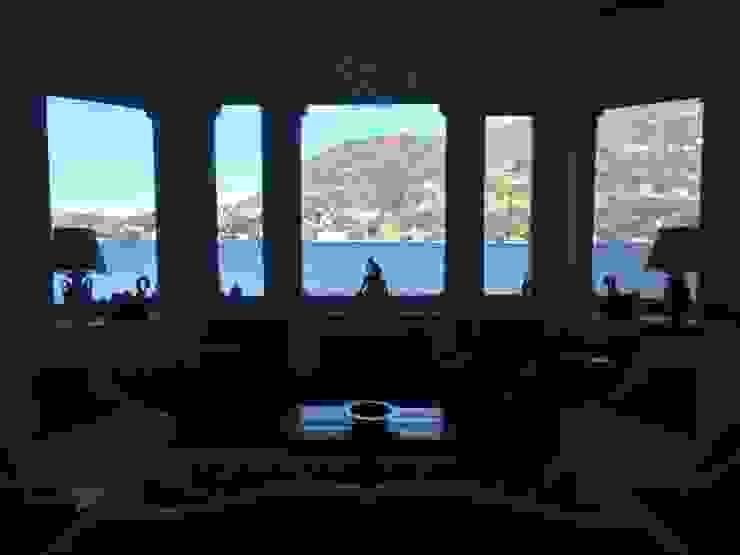 Villa Taglioni – Blevio Como Lake Archiluc's - Studio di Architettura Stefano Lucini Architetto Living room